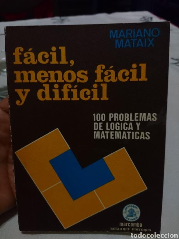 Facil Menos Facil Y Dificil 100 Problemas De Lo Vendido En Venta Directa 132344619