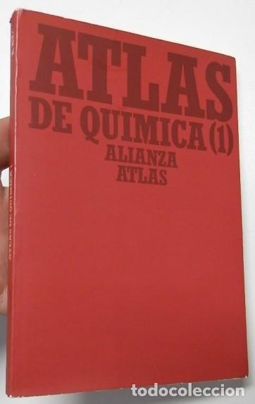 ATLAS DE QUÍMICA, 1 (Libros de Segunda Mano - Ciencias, Manuales y Oficios - Física, Química y Matemáticas)