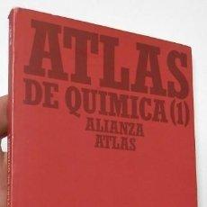 Libros de segunda mano de Ciencias: ATLAS DE QUÍMICA, 1. Lote 132398714