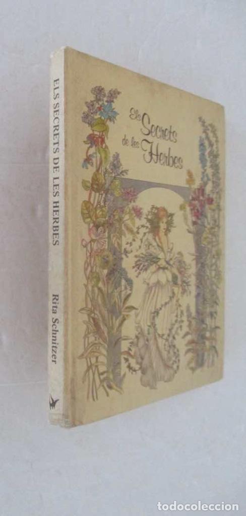 Libros de segunda mano: EL SECRET DE LES HERBES Y LA CRIDA DELS ARBRES - EDITORIAL ELFOS - Foto 6 - 132575190