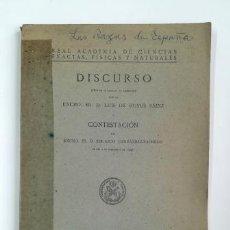 Libros de segunda mano: LA ETNOGENIA ESPAÑOLA Y SUS FASES.- LUIS DE HOYOS SÁINZ (1943). Lote 132606790