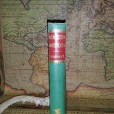 Libros de segunda mano: ACUICULTURA CONTINENTAL - LUIS PARDO GARCÍA. Lote 132678610