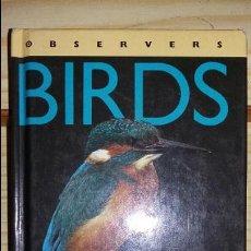 Libros de segunda mano: OBSERVER'S BIRDS. Lote 132790530