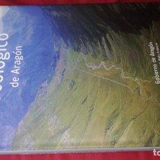 Libros de segunda mano: PUNTOS DE INTERÉS GEOLÓGICO DE ARAGON-GOBIERNO DE ARAGON-DEPARTAMENTO MEDIO AMBIENTE-PRAMES. Lote 132960438