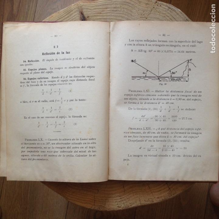 Libros de segunda mano de Ciencias: Problemas de física y química M. Guiu Casanova - Foto 3 - 134071095