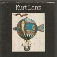 Libros de segunda mano de Ciencias: KURT LANZ. VIAJES POR EL MUNDO DE LA QUIMICA. HERDER. Lote 134105998