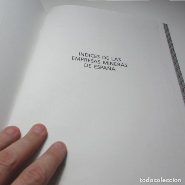 Libros de segunda mano: Directorio de la minería española IGME Instituto geológico y minero de España 1990 - Foto 7 - 134302190
