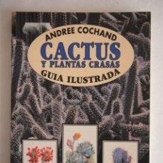 Libros de segunda mano - CACTUS Y PLANTAS GRASAS. GUÍA ILUSTRADA. ANDREE COCHAND. IBERLIBRO. 125 PÁGS - 134754006