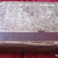 Libros de segunda mano de Ciencias: CURIOSO LIBRO MATEMATICAS DEL COLEGIO AGUSTINOS RECOLETOS DE FILIPINAS. 1.950/ 547 PAG.. Lote 134925594
