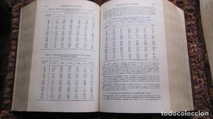 Libros de segunda mano de Ciencias: GRAN VOLUMEN UTEHA: BAUMEISTER Y MARKS. MANUAL DEL INGENIERO MECANICO DE MARKS. **1ª EDIC.**2.597 PA - Foto 4 - 144928914