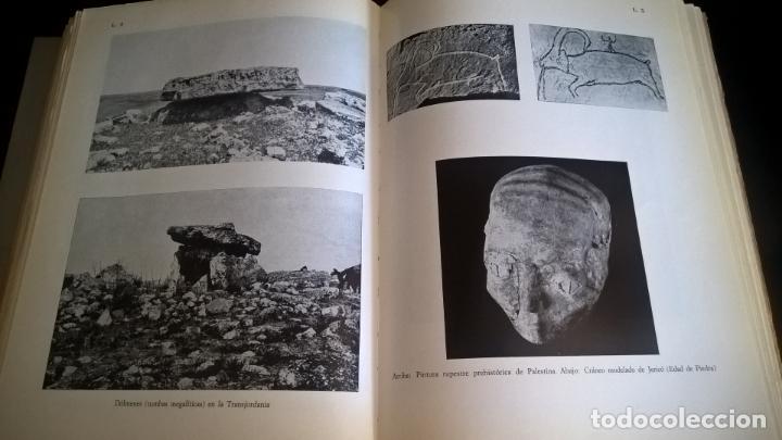 Libros de segunda mano: EL MUNDO DE LA BIBLIA, CINCO MILENIOS EN PALESTINA -SIRIA , ANTÓN JIRKU, 112 LAMINAS - Foto 3 - 135488566