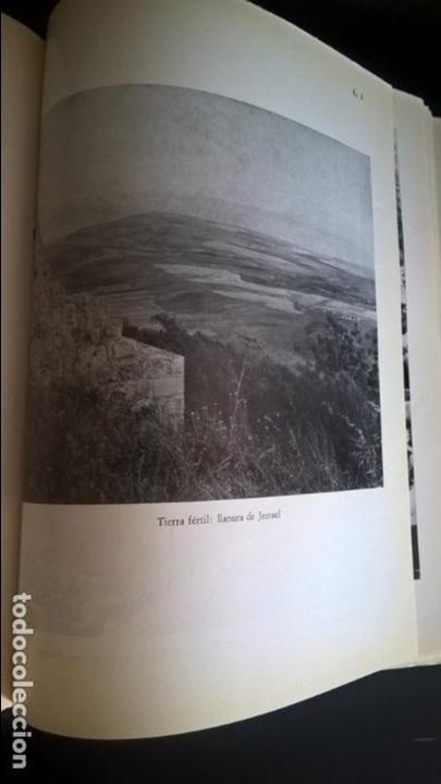 Libros de segunda mano: EL MUNDO DE LA BIBLIA, CINCO MILENIOS EN PALESTINA -SIRIA , ANTÓN JIRKU, 112 LAMINAS - Foto 5 - 135488566