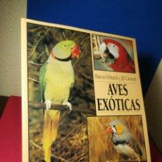 Libros de segunda mano: AVES EXÓTICAS - MARCUS SCHNECK Y JILL CARAVAN - SUSAETA, 1998. Lote 135939867