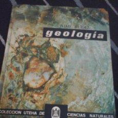 Libros de segunda mano - Aimé Rudel , geología, colección Uteha de ciencias naturales - 136548458