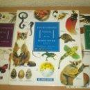 Libros de segunda mano: ENCICLOPEDIA VISUAL DE LOS SERES VIVOS - 3 TOMOS. Lote 137186290