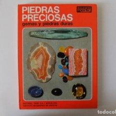 Libros de segunda mano: LIBRERIA GHOTICA. HENRI-JEAN SCHUBNEL. PIEDRAS PRECIOSAS.GEMAS Y PIEDRAS DURAS.1972.FOLIO. ILUSTRADO. Lote 137461222