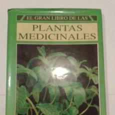 Libros de segunda mano: EL GRAN LIBRO DE LAS PLANTAS MEDICINALES 1992 JAN VOLÁK / JIRÍ STODOLA 4ª EDICIÓN SUSAETA. Lote 138994434