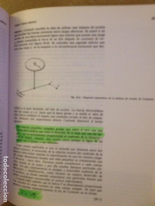 Libros de segunda mano de Ciencias: Física Volumen 2 (Tomo I + Tomo II) Electricidad, magnetismo y óptica (Roller / Blum) - Foto 3 - 162805414