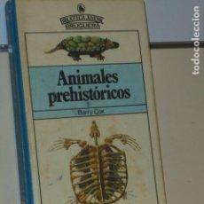 Libros de segunda mano: ANIMALES PREHISTORICOS BIBLIOTECA JUVENIL BRUGUERA Nº 14 BARRY COX - BRUGUERA -. Lote 139337538