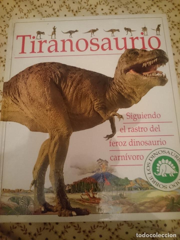 TIRANOSAURO - CIRCULO DE LECTORES (Libros de Segunda Mano - Ciencias, Manuales y Oficios - Paleontología y Geología)