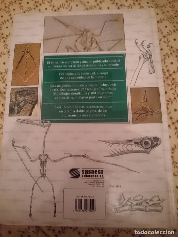Libros de segunda mano: ENCICLOPEDIA ILUSTRADA DE LOS PTEROSAURIOS -ED. SUSAETA - Foto 2 - 139615190