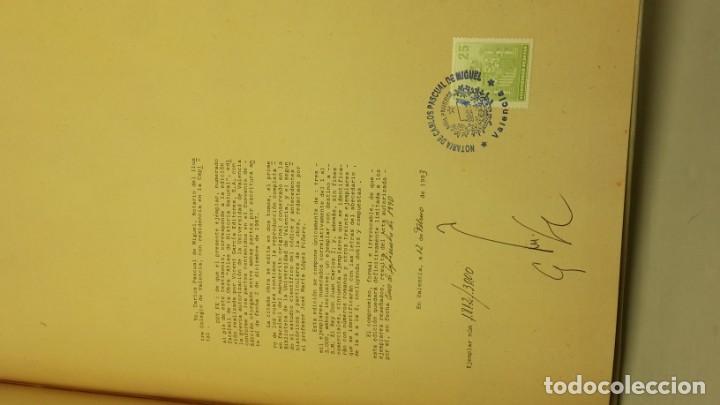 Libros de segunda mano: Códice Pomar . Atlas de la historia natural de Felipe II. - Foto 9 - 139990314