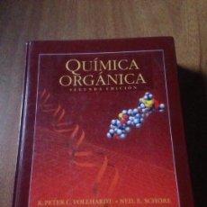 Libros de segunda mano de Ciencias: QUIMICA ORGANICA - K. PETER. Lote 140049160