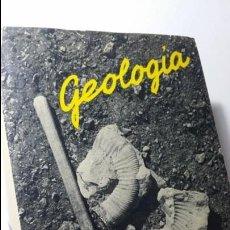 Libros de segunda mano: GEOLOGIA (MELENDEZ-FUSTER). Lote 140056118