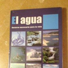 Libros de segunda mano: EL AGUA. RECURSO NECESARIO PARA LA VIDA (EDICIONES AUPPER) PRECINTADO. Lote 140250970