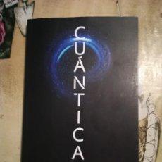 Libros de segunda mano de Ciencias: CUÁNTICA. TU FUTURO EN JUEGO - JOSÉ IGNACIO LATORRE. Lote 140263286