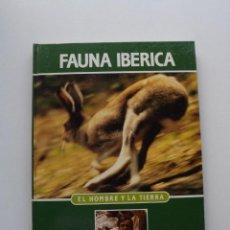 Libros de segunda mano: TOMO 7 FAUNA IBÉRICA, EL HOMBRE Y LA TIERRA FÉLIX RODRÍGUEZ DE LA FUENTE. Lote 140365942
