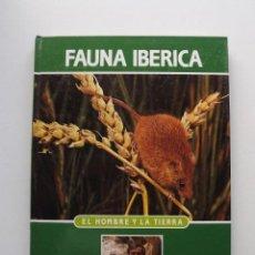 Libros de segunda mano - Tomo 8 Fauna Ibérica, El Hombre y la Tierra Félix Rodríguez de la Fuente - 140368994