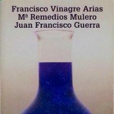 Libros de segunda mano de Ciencias: CUESTIONES CURIOSAS DE QUÍMICA - FRANCISCO VINAGRE ARIAS. Lote 140485274