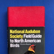 Libros de segunda mano: NATIONAL AUDUBON SOCIETY - FIELD GUIDE TO NORTH AMERICAN BIRDS. Lote 140510478