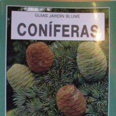 Libros de segunda mano: GUIA DE JARDIN BLUME. CONIFERAS. Lote 140643786