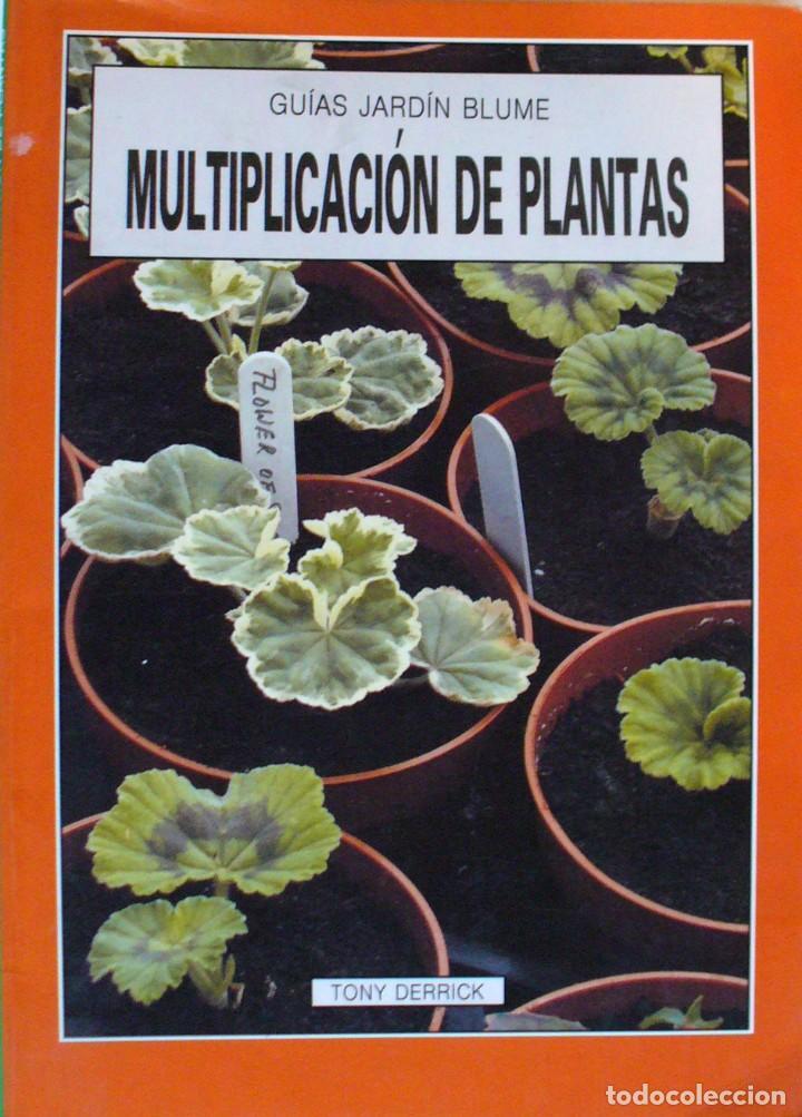 GUIA DE JARDIN BLUME-MULTIPLICACION DE LAS PLANTAS (Libros de Segunda Mano - Ciencias, Manuales y Oficios - Biología y Botánica)