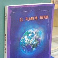 Libros de segunda mano: EL PLANETA TIERRA - BIBLIOTECA BENROSCH. VARIOS AUTORES. Lote 140930170