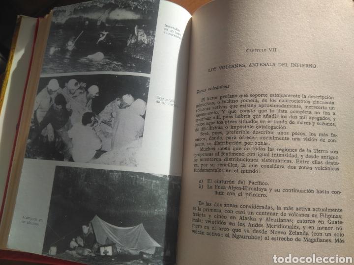 Libros de segunda mano: EL SUBSUELO, J.BARCENA GUZMAN. ENCICLOPEDIA EL MUNDO Y EL HOMBRE, BRUGUERA 1966 - Foto 4 - 141558689