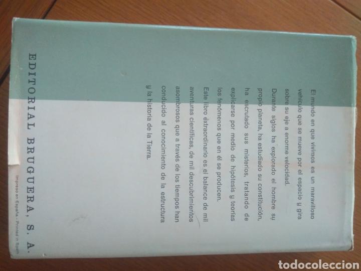 Libros de segunda mano: LA TIERRA, ERNESTO ORELLANA /ENCICLOPEDIA EL MUNDO Y EL HOMBRE BRUGUERA ,PRIMERA EDICIÓN 1964 - Foto 5 - 141564805