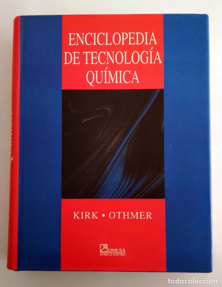 enciclopedia quimica kirk othmer