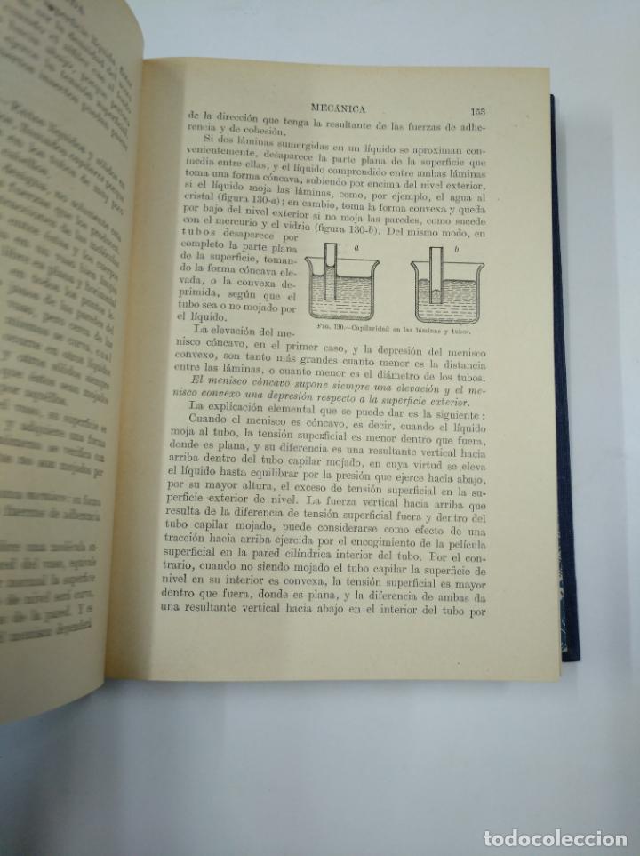 Libros de segunda mano de Ciencias: FÍSICA GENERAL APLICADA. - FRANCISCO F. SINTES OLIVES. EDITORIAL RAMON SOPENA. 1940. TDKLT - Foto 2 - 142076714