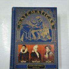 Libros de segunda mano de Ciencias: MATEMATICAS. LUIS POSTIGO. BIBLIOTECA HISPANIA. EDITORIAL RAMON SOPENA. 1948. TDK354. Lote 142077062