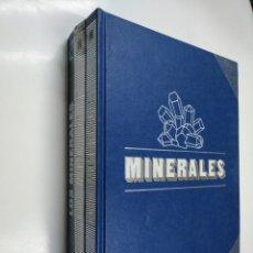Libros de segunda mano: LOS MINERALES, DE LA A A LA Z. 3 TOMOS. EDITORIAL NUEVA LENTE. TDKLT. Lote 142080486