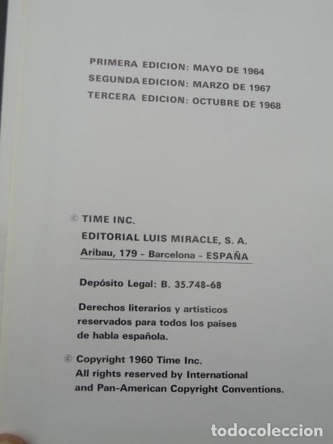 Libros de segunda mano: LIBRO LIFE - LAS MARAVILLAS DE LA VIDA -. AÑO 1968. - Foto 3 - 142343218