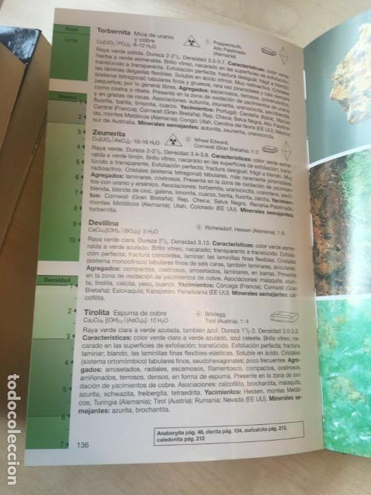 Libros de segunda mano: Walter Schumann. Minerales del mundo. - Foto 2 - 142397786