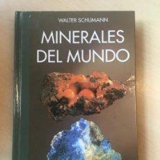 Libros de segunda mano: WALTER SCHUMANN. MINERALES DEL MUNDO.. Lote 142397786