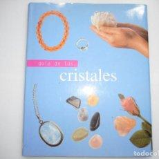 Libros de segunda mano: JENNIE HARDING GUÍA DE CRISTALES Y91304. Lote 142450922