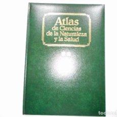 Libros de segunda mano: ATLAS DE CIENCIAS DE LA NATURALEZA Y LA SALUD. GEOLOGÍA Y91337. Lote 142866422