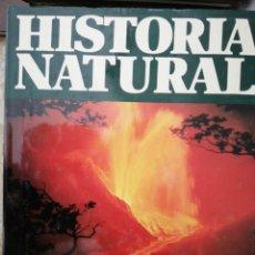 Libros de segunda mano: HISTORIA NATURAL. Lote 143047201