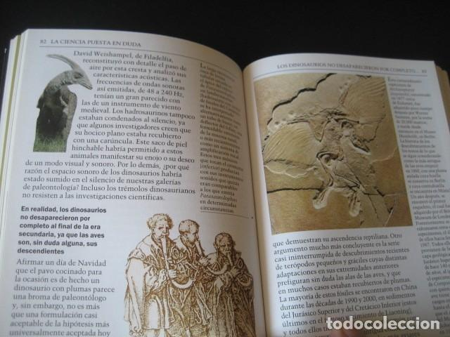 Libros de segunda mano: LIBRO EL MUNDO PERDIDO DE LOS DINOSAURIOS - Foto 3 - 143206970